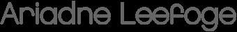 ariadne leefoge logo